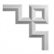 Угловой элемент европласт 152287