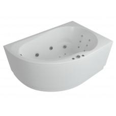 Ванна акриловая Акватек Вирго 150х100 (правая)